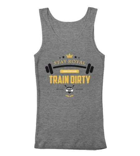 Train_Dirty_TankTop_Grey