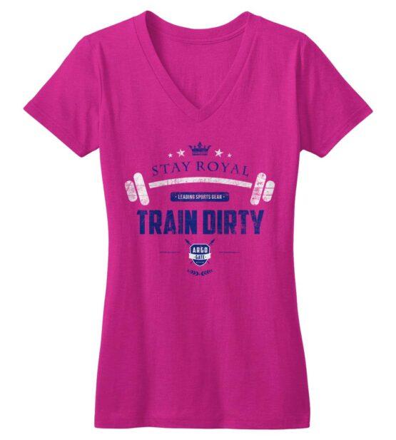 Train_Dirty_Shirt_Woman_Pink